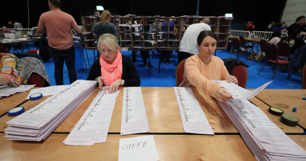 LIVE: The first councillor has been elected as counts set to come in across the country