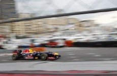Webber delivers Red Bull Monaco hat-trick