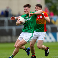 Meath breeze past 14-man Carlow as Newman's 1-6 books Leinster semi-final place