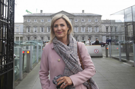 Maria Bailey had claimed she suffered head, back and hip injuries after a fall off a swing at the hotel.