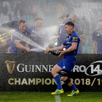 Leinster bounce back from 'lowest point in all of our careers' to win Pro14