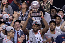 Raptors rally past Bucks to reach first NBA final