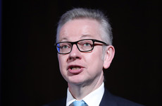 Michael Gove enters the race to become Tory party leader