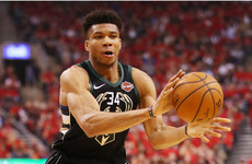 Giannis: This is just the start for the Bucks