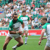 Courageous Ireland fall short at London 7s after narrow defeat to Fiji