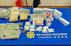 Man arrested after €221,000 worth of drugs seized from property in Dublin
