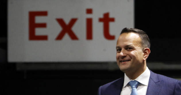 Leo says it wasn't 'a bad day at the office after all', but swing-gate and co-living did real damage to FG