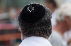 German jews warned by top anti-semitism official over wearing traditional kippah cap in public