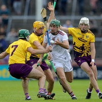 Wexford shake off slow start to grind out draw with Galway