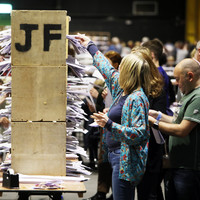 As it happened: All to play for as first European election counts announced