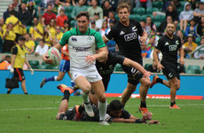 Another encouraging weekend as Ireland finish sixth at London 7s