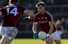 Boost for Galway as star midfielder makes impressive club return after horror injury