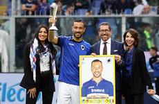 36-year-old Sampdoria veteran beats Ronaldo to Serie A Golden Boot