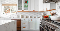 'Let the vinegar work its magic': 6 deep cleaning tips for a sparkling kitchen, according to a pro