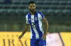 Atletico Madrid sign veteran Porto defender in €20 million deal