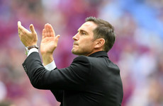 Lampard cools heightening Chelsea links after Derby's heartbreaking play-off defeat