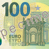 The new €100 and €200 banknotes will be in circulation from today