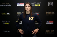 'Biggest night of my career' - Taylor says winning undisputed world title would surpass Olympic gold
