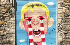 Shut it! 7 pieces of head-turning shop-shutter art around Dublin city