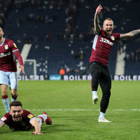 Andrews praises 'brilliant' Irish duo who helped secure Aston Villa's Premier League status