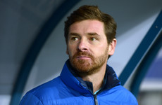 Andre Villas-Boas back in football after being named Marseille's new manager