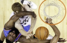 While you were sleeping: Spurs fly past Thunder in NBA play-offs