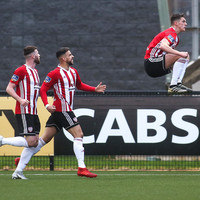 Holders Derry City handed home draw in EA Sports Cup semi-final