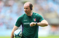Geordan Murphy charged with three-match ban for verbally-abusing match officials
