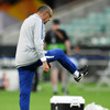 Sarri storms out of Chelsea's final training session ahead of Europa League final