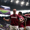 Declan Rice brushes off transfer speculation following Man United links