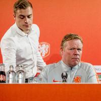 Back to Barca? Ronald Koeman makes no comment on Dutch future