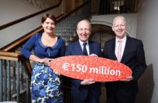 Fáilte Ireland pledges €150m to develop new tourist attractions throughout Ireland