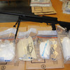 €210k worth of cocaine, a Rolex and an axe among items seized by gardaí in Dublin raids