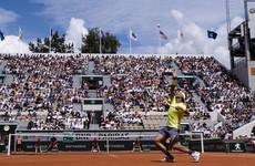 Defending champion Nadal powers on in Paris, battling Tsitsipas and Pliskova also prevail