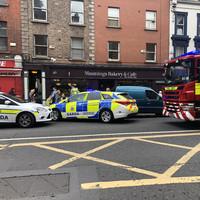 Man sustains slash injuries in Thomas Street stabbing
