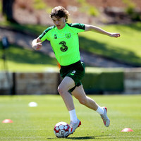 Promising midfielder Connell ruled out of Ireland's Euro 2020 double-header