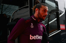Injury-plagued Carroll and Samir Nasri among those released by West Ham