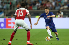 As it happened: Chelsea v Arsenal, Europa League final