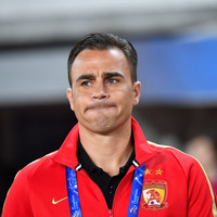 Farcical scenes as Chinese Super League team fields three goalkeepers against Fabio Cannavaro's Guangzhou