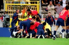 11 days to Euro 2012: Spain's great escape in Bruges