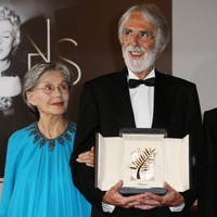 Michael Haneke awarded Palme d'Or in Cannes