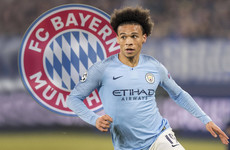 Signing Man City's Sane 'very financially difficult' for Bayern Munich