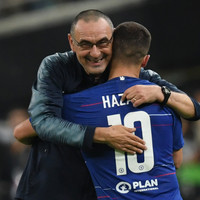 Sarri knew Hazard wanted to leave Chelsea