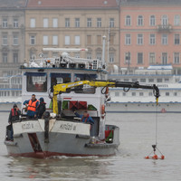 Six-year-old girl among the 21 missing after tourist boat capsizes in Danube