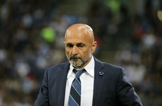 Inter sack manager Spalletti, paving the way for Conte appointment