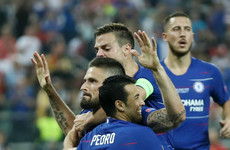 Olivier Giroud explains why he refused to celebrate Europa League final goal