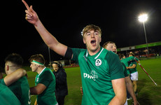 'Eight as one': Ireland pack braced for U20 World Cup opener against England