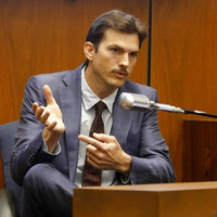 Ashton Kutcher testifies at LA murder trial
