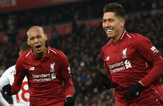 Fabinho reveals the role 'agent' Firmino played in Liverpool transfer