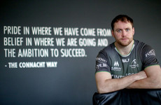 Proud Galwegian McKeon hails 'positive culture' as he exends Connacht deal